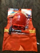 Black And Decker Junior Dress Up And Play Safety Set, New With Tags Rare