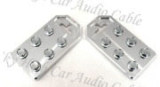 Sky High Car Audio 6 Flat Battery Terminal Sold As Pair Same Day Shipping