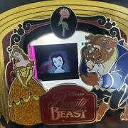 Podm Piece Of Disney Movie Beauty And The Beast Belle Le Disney Pin 93075