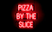 Spellbrite Ultra-bright Pizza By The Slice Sign Neon Look, Led Performance