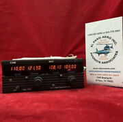 Narco Mk-12e Tso Nav/com With Glideslope. Comes With 8130. Exchange 995.