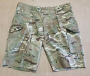New British Army Issue Mtp Multicam Shorts Various Sizes