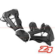 2016-2020 Xdiavel / S Engine Belt Cam Case Cover Guard Fairing Cowl Carbon Fiber