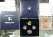 2005 Us Mint Westward Journey Nickel Series Coin And Medal Set W/box And Coa B
