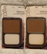 Cover Girl Natural Hue Collection Foundation Rich Sand Lot Of 2 New