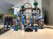 Lego Minecraft The Mine Set 21118 complete No Missing Pieces Discontinued