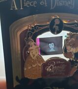 Disney Podm Piece Of Movie History Beauty And The Beast Belle Pin