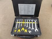 Msa Breathing Air Compressor Tool Kit Snap On Torque Wrenches And Pelican Case