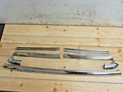 1961 Vintage Buick Special Convertible Windshield Trim