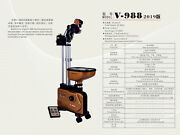 New Yandt 988/989 + Advance Feature, Ping Pong Table Tennis Robot Ball Machine Usa