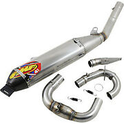 Yamaha Yz450f 20 21 Fmf Racing Megabomb System And 4.1 Rct Stainless Steel Exhaust