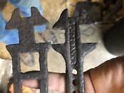 Lot Of Two Carriage Wrenches Studebaker Buggy .ideal Axle .