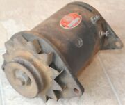 1961 Ford Galaxie And Thunderbird 12v Generator And Pulley Used Original 390 W/o Ac