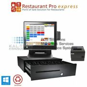Pcamerica Rpe Restaurant Bar Point Of Sale Systems Pos - Hp Pos 4gb Ram Ssd