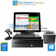 Pcamerica Cre Retail Convenience Store Pos System Scan Data Compatible I5/8gb