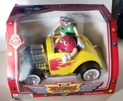 Mandmand039s Rebel Without A Clue Red And Green In Hot Rod Car 2003 Candy Dispenser Nib