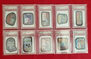 2013 Wacky Packages Ans10 As Screamed On Tv Set 1-10 @@ All Graded 9's And 10's @@