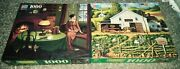 Charles Wysocki Puzzles - Her Captain's Wistful Letter And Sleepy Fox Farms - New