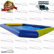 33x26ft Commercial Inflatable Pool For Walking Ball With Air Pump