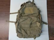 New S.o. Tech Large Medical Trauma Mission Pack Coyote Tan Mpmd