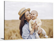Custom Canvas Prints Gallery Wrapped Create Your Own Photo Picture Home Decor