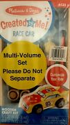Melissa And Doug Wooden Craft Kits Set, Plane, Train, And Race Car. Fast Shipping