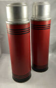 Vintage American Thermos Bottle Co. Vaccuum Thermos 2