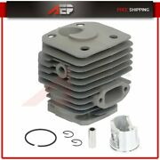 48mm Piston And Cylinder Kit For Husqvarna 261, 262 And 262xp Chainsaw