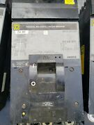 Square D 600-volt 350-amp La36350 Molded Case Circuit Breaker 600v 350a