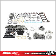 Head Gasket Bolts Timing Chain Cover Kit Oil Pump Cylinder Head Fit 85-95 Toyota