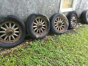 Wooden Wheels From 39 Buick