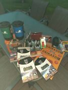 Camping Gear - Jetboil Cooker, Miox Water Purifier And Misc Goods