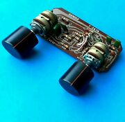Sansui Au 517 Amplifier Out Parting Tone Board F2674 Knob Free Shipping