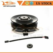 Electric Pto Clutch For 18-27 Hp Kohler And 19-27 Hp Kawasaki Engine