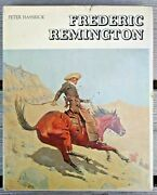 Frederic Remington By Peter Hassrick Abrams Hardback 1975