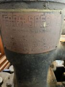 Antique Ferro Special 3 Hp Marine Boat Hit Miss Motor One Lungah Lunger Engine