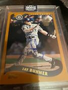 2020 Topps Archives Signature Series Jay Buhner /13 Auto