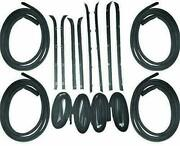 New Lh And Rh Door Weatherstrip Seal Kit Set Of 16 For Chevrolet C K Series 81-86