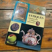 1973 'antiques' By Peter Philp Octopus Books Popular Guide To Antiques