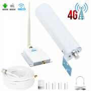 Omni Verizon Straight Talk 4g Lte Cell Phone Signal Booster 700mhz Band 13 Home