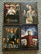 The Tudors Showtime Complete Series 1 2 3 4 Dvd Season 2 New Sealed