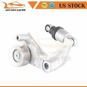New Serpentine Belt Tensioner W/pulley For 06 Honda Civic Dx Ex Lx Gxcng 1.8l