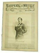 Authentic And Original Harperand039s Weekly April 29 1865 Lincoln Assassination Issue