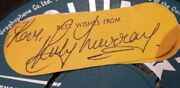 Love Ruby Murray Autograph On Happy Days And Lonely Nights Columbia 7 Single