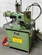 Rush 252 3/32-2 Drill And Tool Grinder See Video