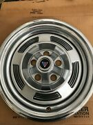 1964-65 Plymouth Barracuda 13 Wheel Covers--set Of 4---nos---still In Boxes