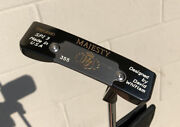 Maruman Majesty Ss 303-whitlam Putter+head Cover 34andrdquo Grip Master Leather Grip