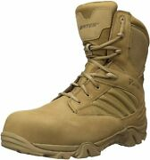 Bates Men's 11 Paratrooper Side Zip Military And Tactical Boot