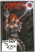 Cry For Dawn 3 Cry For Dawn Comics