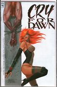Cry For Dawn 2 1990 Cry For Dawn Comics